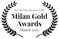 Milan Gold Awards - Best 1st Time Director